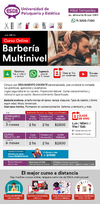 Barbería multinivel 630 - comprar online