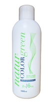 Revelador en crema intensive NATUR COLOR GREEN 1000ml