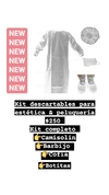 Kit descartables