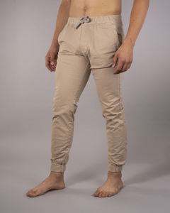 Jogger Chino Color Tiza