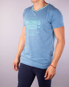 Remera Machined Goods 1958 x 8 unidades - MD58