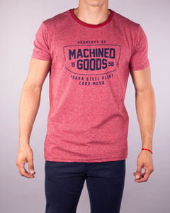 Remera Machined Goods 1958 x 8 unidades en internet