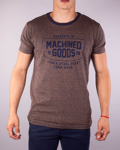 Remera Machined Goods 1958 x 8 unidades