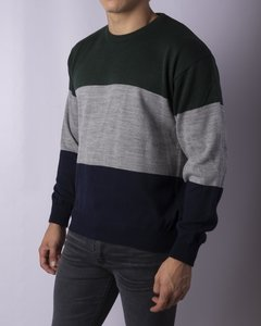 Sweater Tricolor Pals - MD58