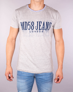 Remera MD58 Jeans London Visual Distortion - comprar online