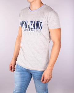 Remera MD58 Jeans London Visual Distortion - MD58
