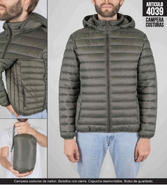 Campera Inflable MD58 Uniq - MD58