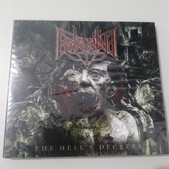 Rebaelliun - The Hell's Decrees Cd Digi