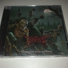 Bloodfiend - Damnation From The Deep CD