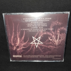 Luvart - Ruler of Chaos CD - comprar online