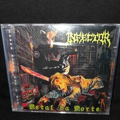 Infector - Metal da Morte CD