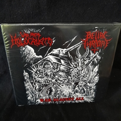 Holocausto War Metal / Belial Throne - War Against All Cd Digisleeve
