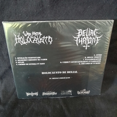 Holocausto War Metal / Belial Throne - War Against All Cd Digisleeve - comprar online