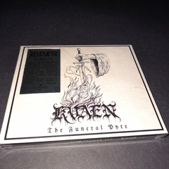 Kvaen - The Funeral Pyre Cd Slipcase