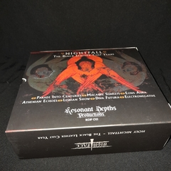 Nightfall - Holy Nightfall - The Black Leather Cult Box com 5 Cds Digi na internet