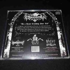 Vulturine - As A Razor Crushing Your Life Cd  - comprar online