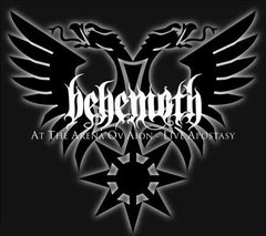Behemoth - At The Arena Ov Aion (live Apostasy) Cd