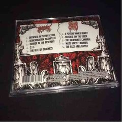 Funeral Whore/ Bloodfiend - Only Death Prevails Cd  - comprar online
