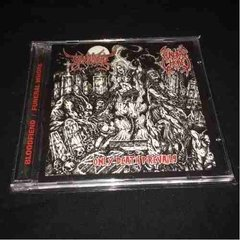 Funeral Whore/ Bloodfiend - Only Death Prevails Cd