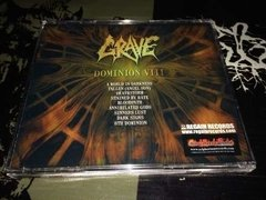 Grave - Dominion Viii Cd na internet