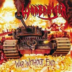 Warbringer - War Without End Cd