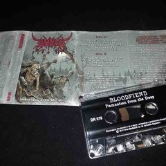 Bloodfiend - Damnation From Tbe Deep Cassete  - comprar online