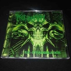 Profanación - Re - Strangulation Cd