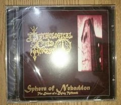 Mythological Cold Towers - Sphere Of Nebaddon  Cd