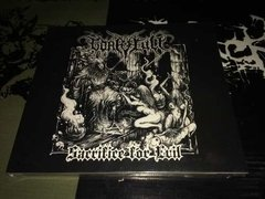 Goatcult  - Sacrifice For Evil Cd Digipack