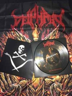 Deiphago - Into The Eyes Of Satan Lp Picture - comprar online