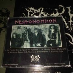 Necronomicon - Apocalyptic Nightmare Cd  - comprar online