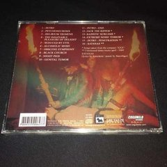 Sextrash - Sexual Carnage Cd  - comprar online