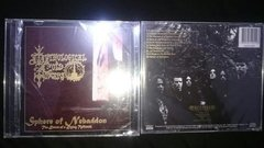 Mythological Cold Towers - Sphere Of Nebaddon  Cd  na internet