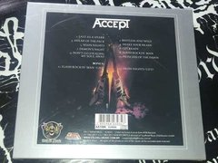 Accept - Restless And Wild Cd  - comprar online