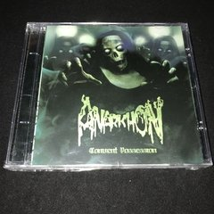 Anarkhon / Vomepotro ‎–Convent Possession CD