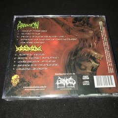 Anarkhon / Vomepotro ‎–Convent Possession CD - comprar online