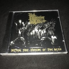 Void Meditation Cult - Utter the Tongue of the Dead CD