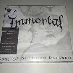 Immortal - Sons Of Northern Darkness Cd