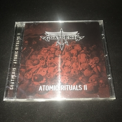 Goatpenis - Atomic Rituals II CD