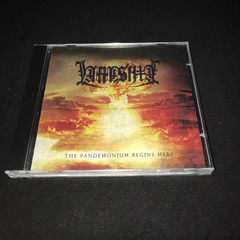 Lammashta - The Pandemonium Begins Here CD