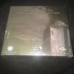 Silent Cry - Tanatófilo of Serenity Demos Compilations 1994/1997 CD - comprar online