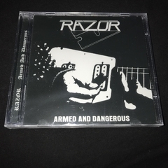 Razor -Armed and Dangerous CD