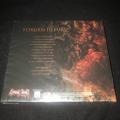 Krisiun - Forged in Fury CD - comprar online