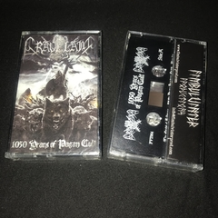 Graveland - 1050 Years of Pagan Cult CASSETE