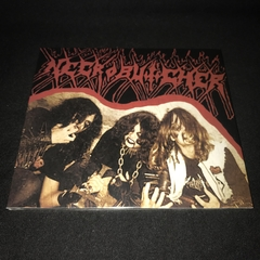 Necrobutcher ‎– Schizophrenic Noisy Torment CD Digifile