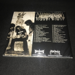 Necrobutcher ‎– Schizophrenic Noisy Torment CD Digifile - comprar online