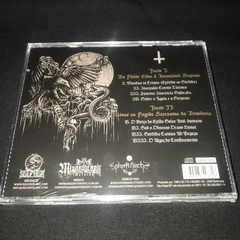 Infernal Inquisition - Sob o Obsesso Ocaso Lunar Cd - comprar online