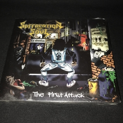 Suffocation Of Soul - The First Attack Cd Digipak