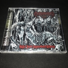 Deformity BR - Hacked, Boiled, Dismembered, Butchered CD