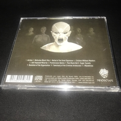 Archityrants - The Code of the Illumination Theory CD - comprar online